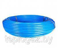 Труба водопр. 20x2.0  синяя