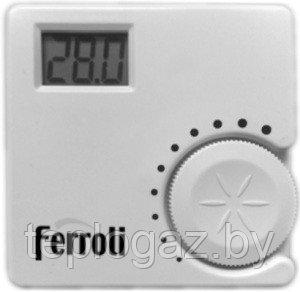 Проводной электронный терморегулятор Ferroli 176 WS