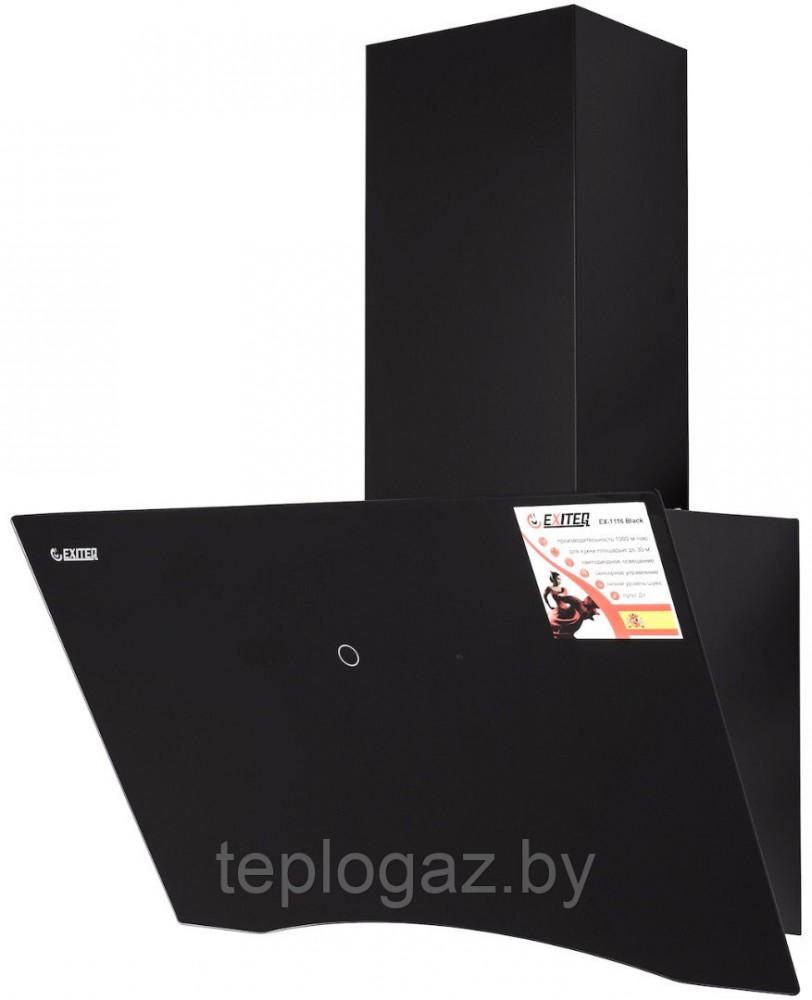 Вытяжка кухонная EXITEQ EX-1116 black