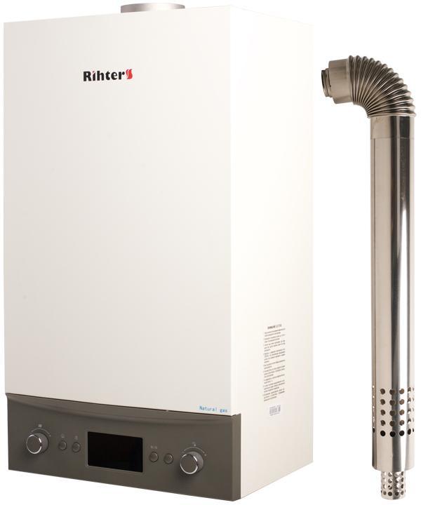 Газовый котел Rihter econom 26 с дымоходом