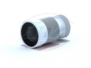 Удлинитель гибкий для унитаза выпуск 110мм К828