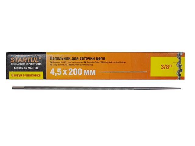 Напильник для заточки цепей ф4.5 мм  ST5015-45