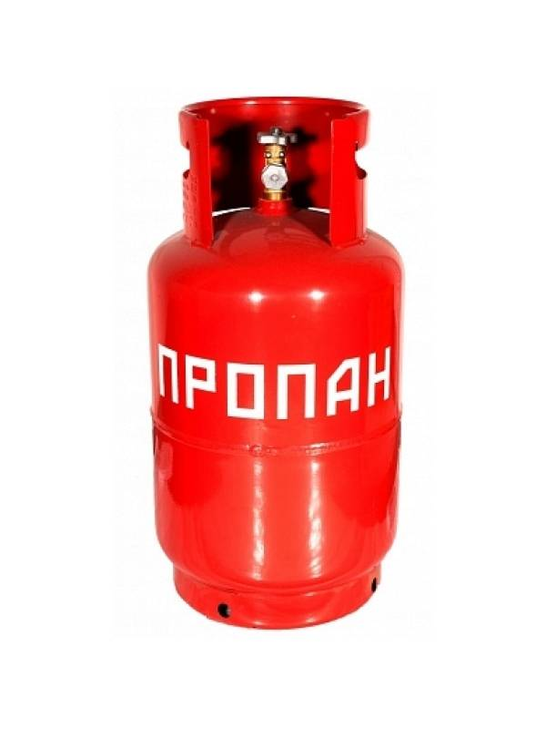 Баллон газовый 12 литров/Н3 236.00.00