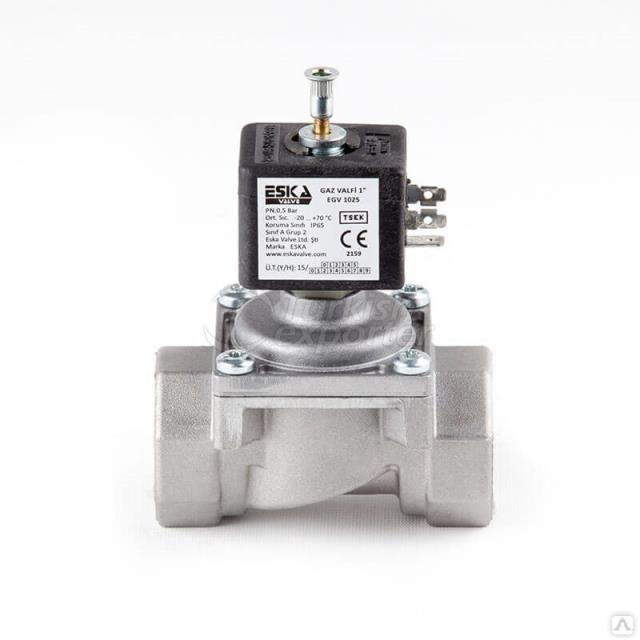 Электромагнитный клапан SEKMA S635