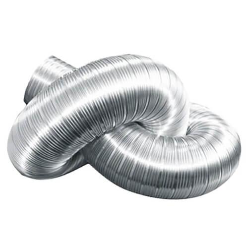 Воздуховод гибкий 100 (аллюминий)