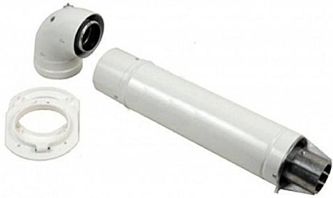 Дымоход горизонт. D60/100 Bosch