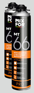 Пена Mixfor Foam Pro MT66
