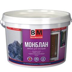 "Краска ""Baumaster"" для фасадов 2.5 кг"