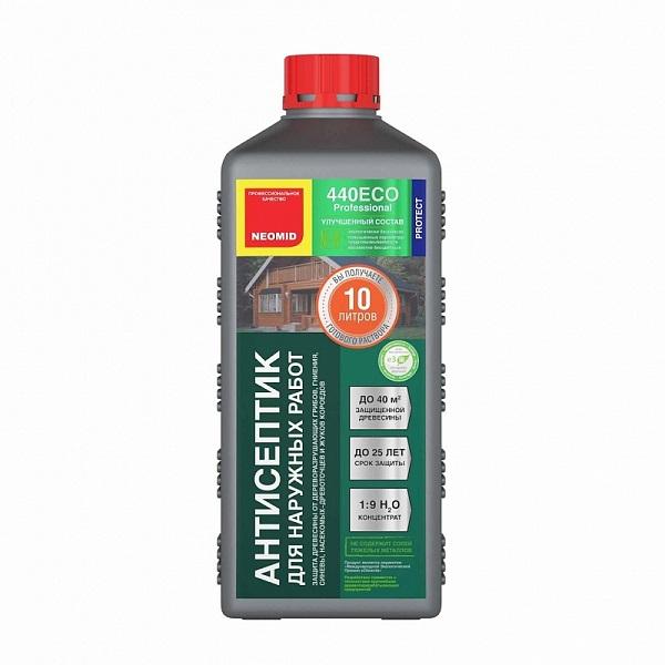 Неомид 440 eco (1 литр) пропитка