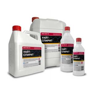 Уайт-спирит 0.5 литра