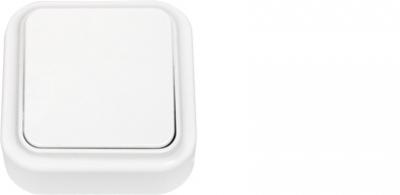 Выключатель А1 6-131   Белый