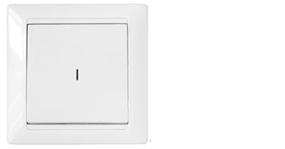 Выключатель С1 10-813  Белый