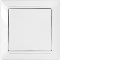 ВыключательС1 10-801 Белый