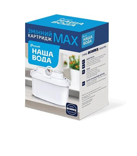 Картридж MAX д/фильтр-кувшинов Ecosoft CMVKMAXNV