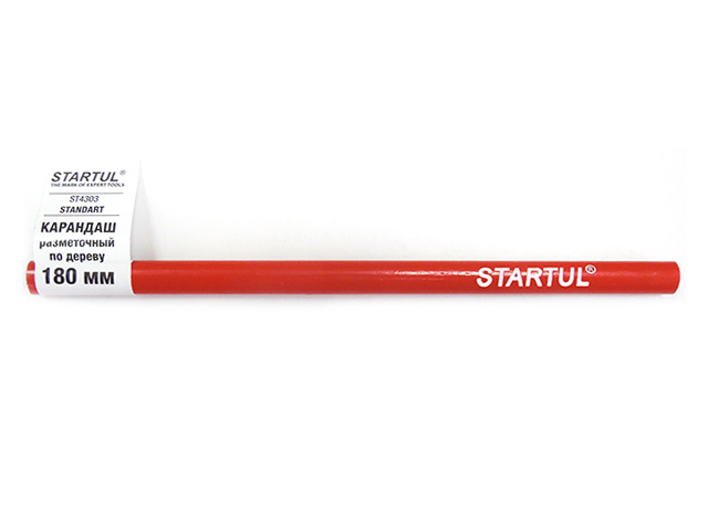 Карандаш разметочн. 180 мм Startul/ST4303-12