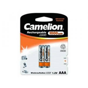 Аккумулят. Camelion NH-AAA1000BP2
