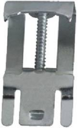 Крепеж для врезной мойки FA105