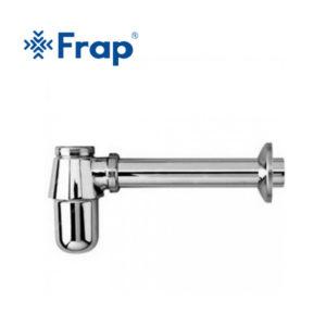 Сифон-стакан для раковины выход в стену Ø41 5 mm Frap F80