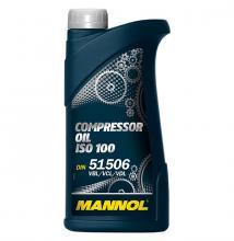 Mannol Compressor Oil 1 литр