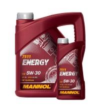 Масло моторн. Energy 5w30 5 литров  7511