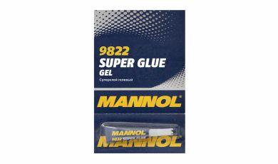 Супер клей-гель Mannol 3 гр  9822