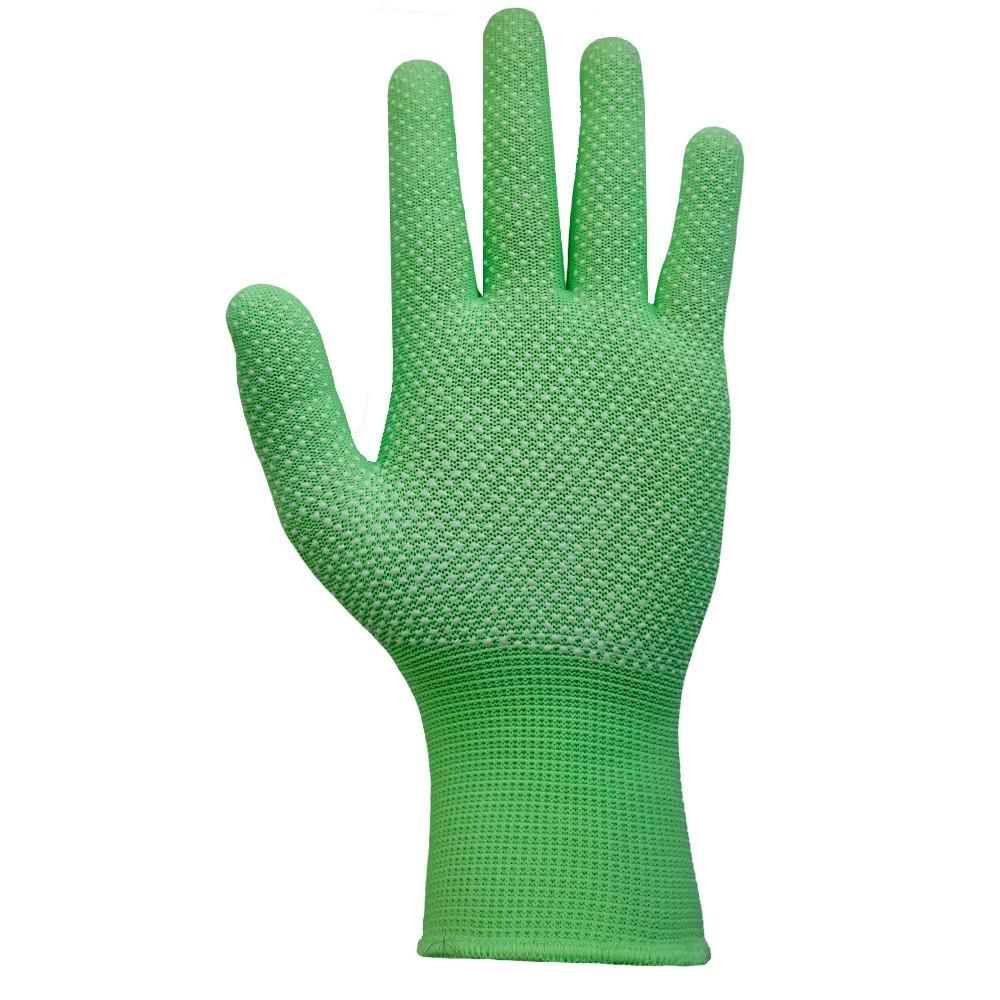 Перчатки нейлон. точка