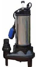 Фекальный насос IBO WQ1500 PROFESSIONAL c измельчителем