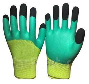 Перчатки нейлон-нитр. пена