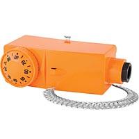 Термостат накладной (16А   250В)  PFTC640