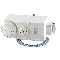 Термостат накладной  PFTC640W