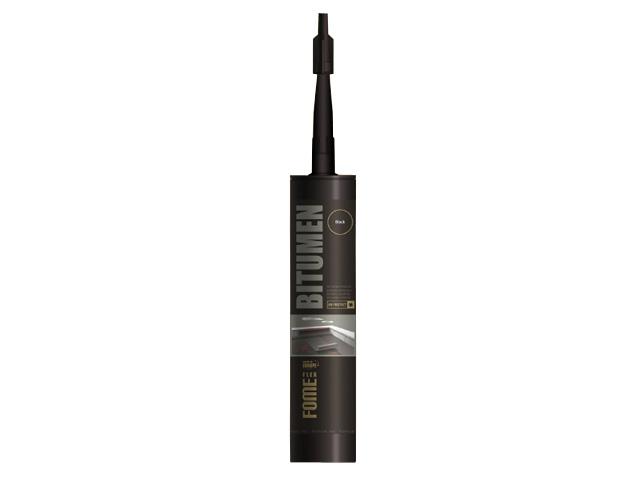 Герметик битумный Fome Flex черн. 300 мл/01-4-2-008