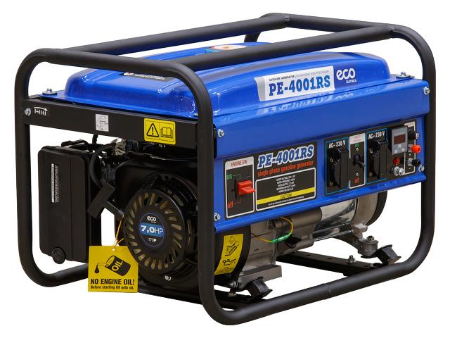 Генератор бензиновый ECO PE-4001RS/PE-4001RS