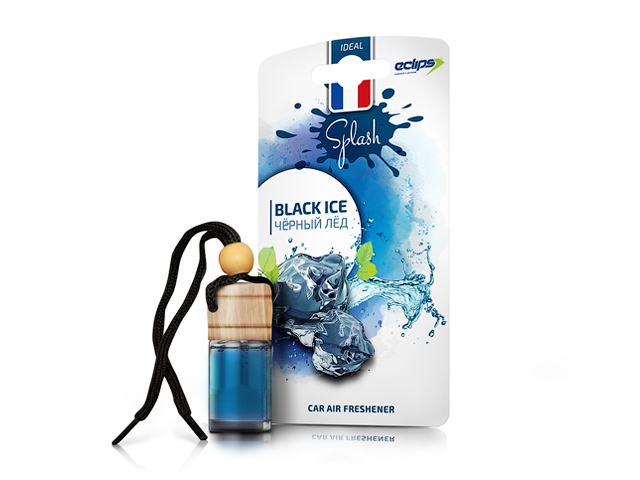 Ароматизатор Splash 4ml Черный лед/4627138752166