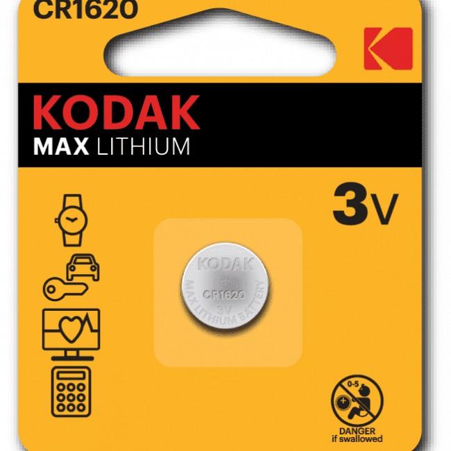 Батарейка Kodak CR1620