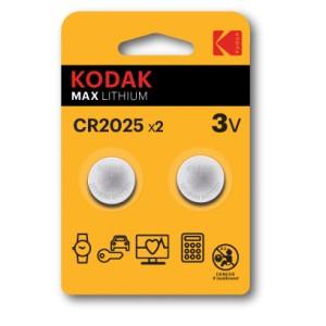 Батарейка Kodak CR2025
