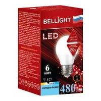 Лампа светодид. BELLIGHT LED G45 6w e27 4000 K