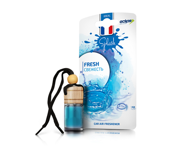 Ароматизатор Splash 4ml Свежесть/4627138752227