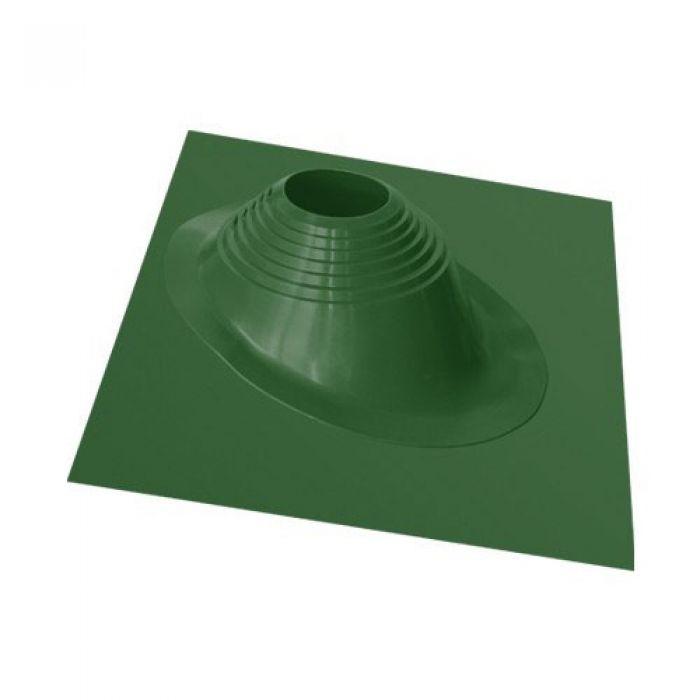 Проходник кровли (мастер флеш угловой 180-280 мм) зеленый