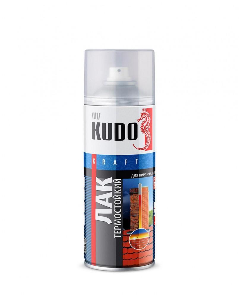 Лак термостойкий 520 мл/KU-9006