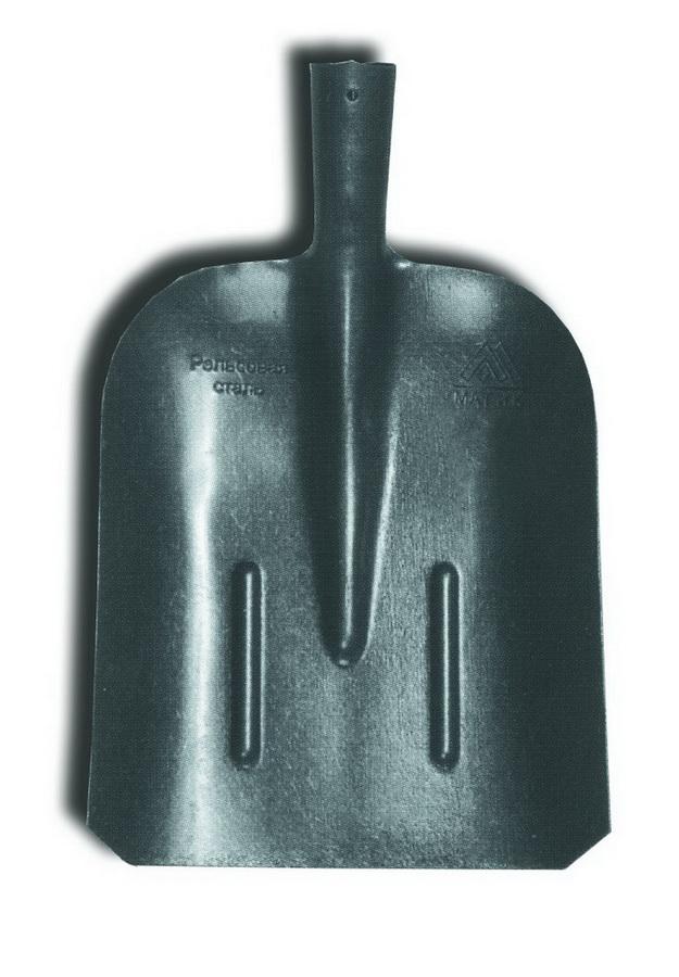 Лопата совковая с рессорной стали/69-0-012
