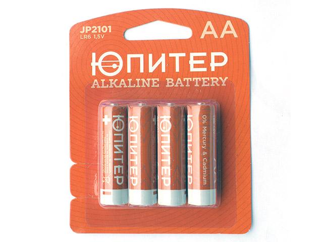 Батарейка АА LR6 1,5V Юпитер/JP2101