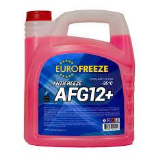 Антифриз Eurofreeze afg 12+ 4.8 кг