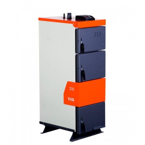 TIS PLUS 11 кВт Твердотопливный котел
