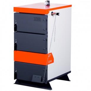TIS Pro DR 17 кВт Твердотопливный котел