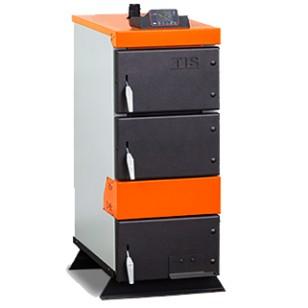 TIS PLUS DR 17 кВт Твердотопливный котел
