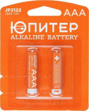 Батарейка ААA LR03 1,5V Юпитер/JP2122