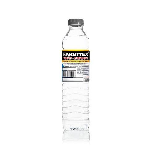 "Уайт-спирит ""Farbitex"" 0.9 л/И00004178"