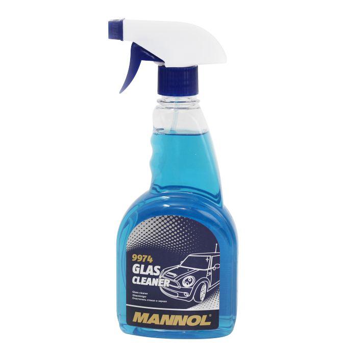 Жидкость для очистки стекол Mannol Glas cleaner
