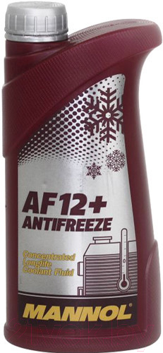 Mannol антифриз концентрат AF12+ 1литр